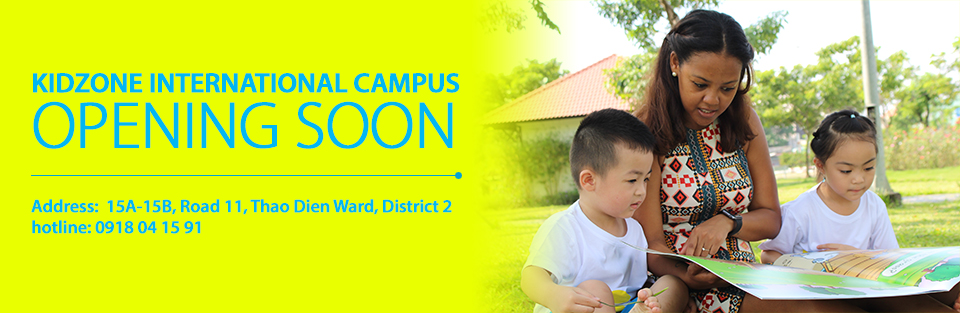 Kidzone International Campus opening soon
